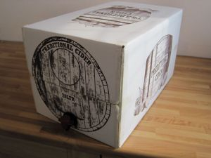 20 Litre Cider Bag and Boxes